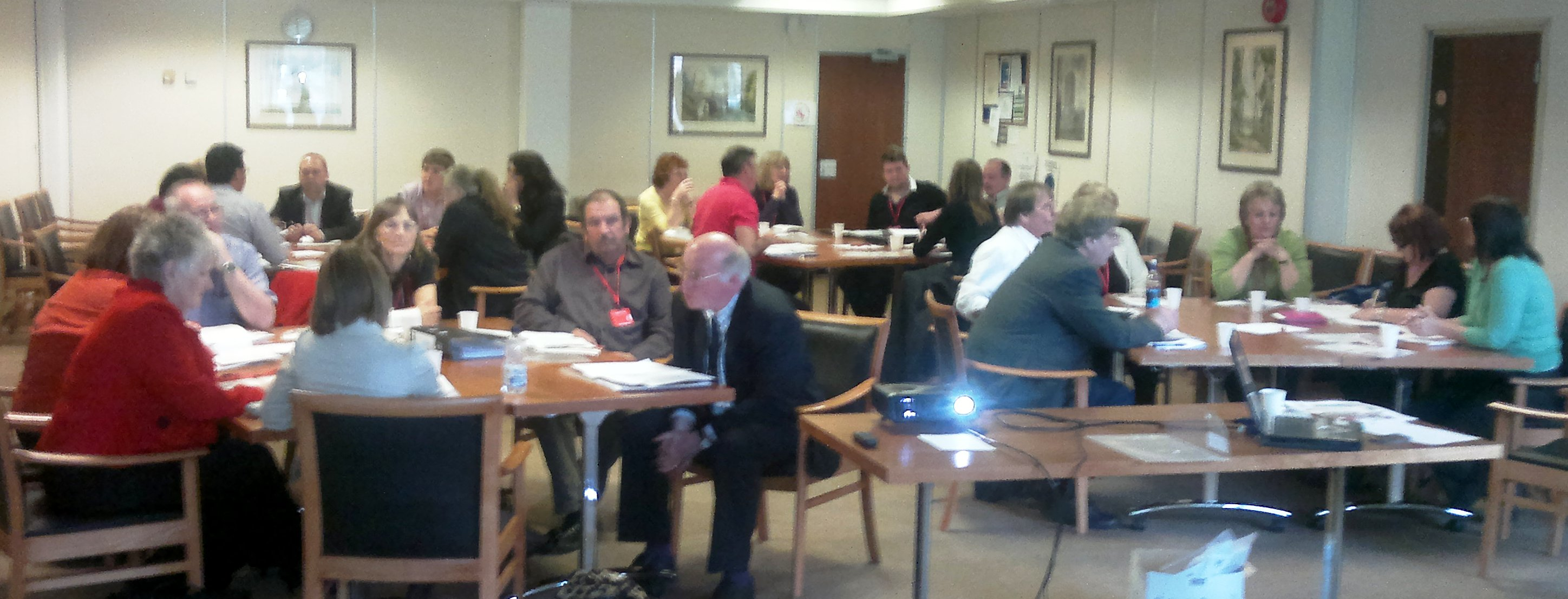 Great Expectations: Meeting the New Councillors