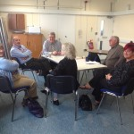 Scrutiny Councillors Visit Two Communities First Sites