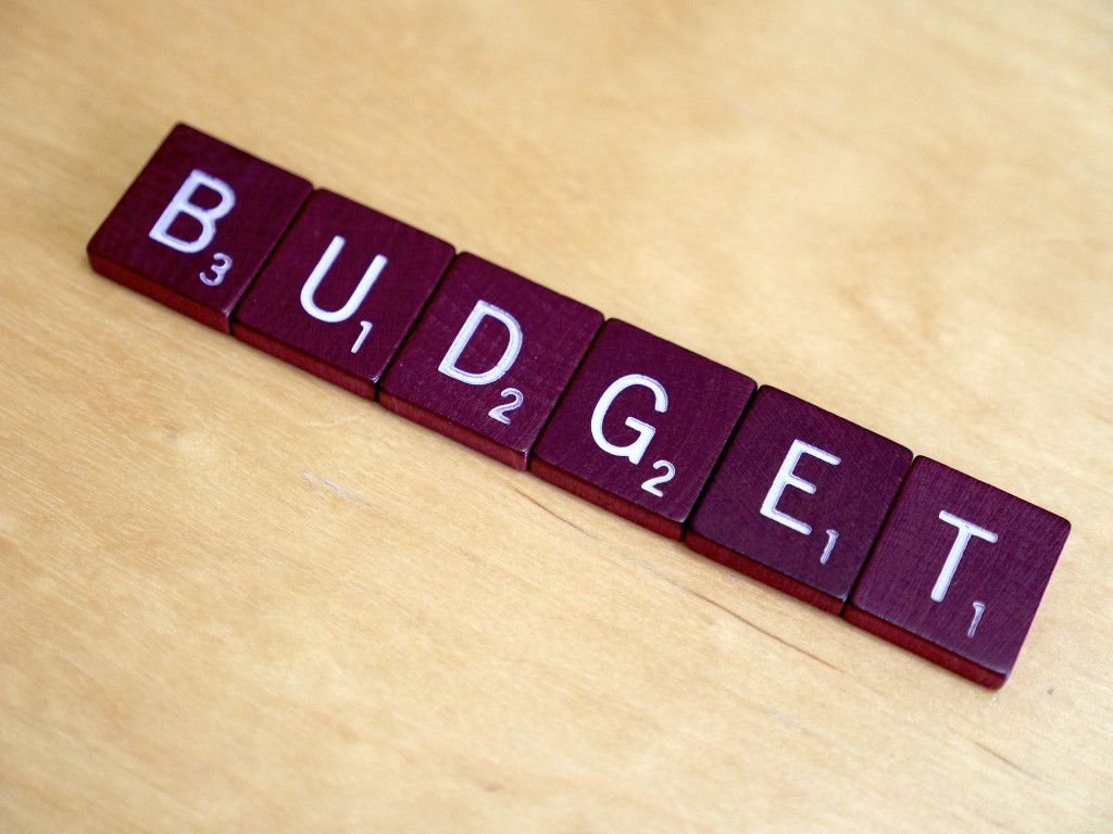 Budget - creative commons flickr