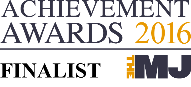 MJ Awards 2016 - Finalist