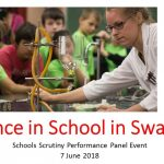 So, what did Scrutiny find out about Science in schools in Swansea?
